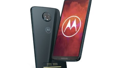 Photo of moto z3 play vorgestellt
