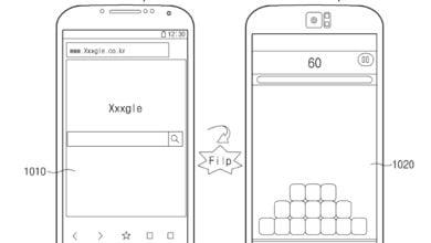 Photo of Multi-Display Fullscreen Smartphone von Samsung – Patent veröffentlicht