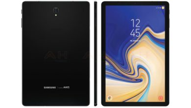 Photo of Renderbild des Samsung Galaxy Tab S4 aufgetaucht