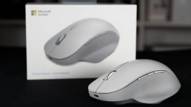 Photo of Getestet: Microsoft Surface Precision Mouse – klein, grau, praktisch