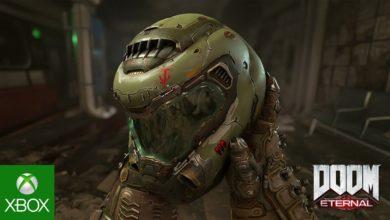 Photo of DOOM Eternal – Hell on Earth Gameplay Trailer