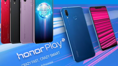 Photo of Honor zeigt Honor Play Smartphone mit GPU-Turbo auf der Gamescom
