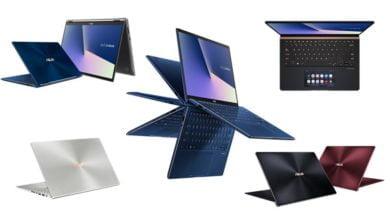Photo of ZenBook, ZenBook Pro, ZenBook Flip, ZenBook S – das neue Line-up von ASUS