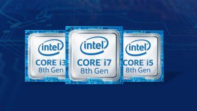 Photo of Intel haut neue Whisky Lake U Mobile-CPU raus