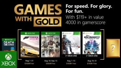 Photo of Xbox – Games with Gold August 2018
