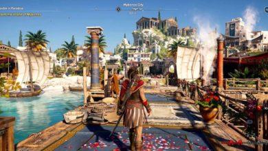 Photo of Neues Gameplay-Video von Assassin's Creed Odyssey veröffentlicht