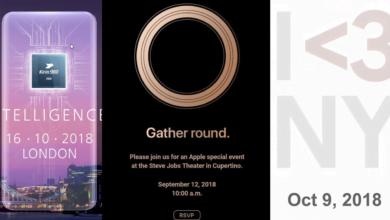 Photo of Apple, Google und Huawei … alle bringen im Herbst neue Smartphones