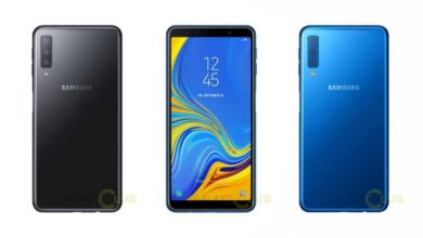 Photo of Galaxy A7: Samsung stellt neues Mittelklasse-Smartphone mit Triple-Kamera vor