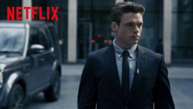 Photo of Bodyguard ab 24. Oktober auf Netflix