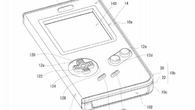 Photo of Nintendo patentiert Game Boy-Gehäuse für Touchscreen-Geräte