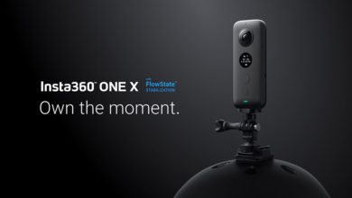 Photo of Insta360 One X: Neue 360-Grad-Action-Cam vorgestellt