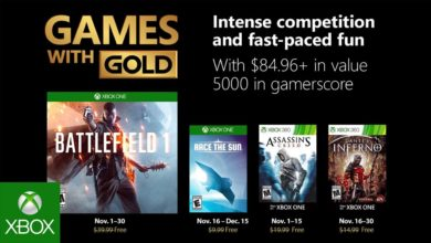 Photo of Games with Gold für November 2018 mit Assessins Creed