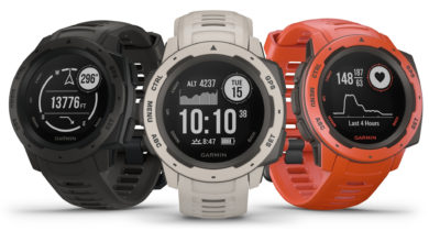 Photo of Garmin Instinct: Besonders robuste Outdoor-Smartwatch mag es hart