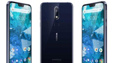 Photo of Nokia 7.1 offiziell vorgestellt