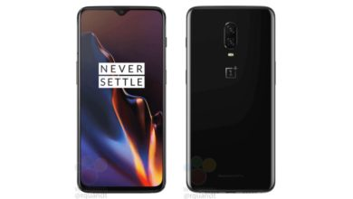 Photo of OnePlus 6T wohl mit Waterdrop Notch