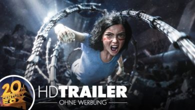 Photo of Alita: Battle Angel – zweiter Trailer