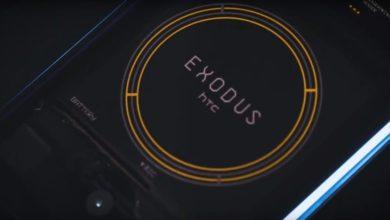 Photo of HTC Exodus: Blockchain-Smartphone kann vorbestellt werden