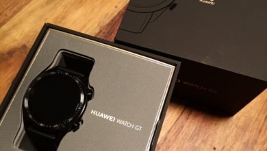 Photo of Unboxing & Erster Eindruck Huawei WatchGT