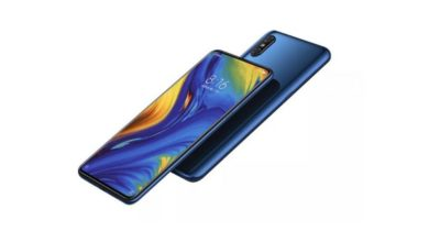 Photo of Xiaomi stellt das Mi MIX 3 mit Slider-Funktion vor