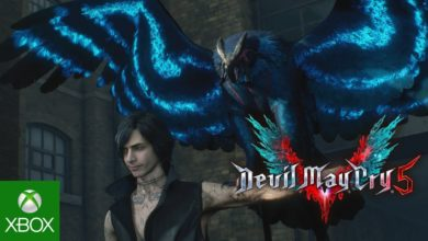 Photo of Devil May Cry 5 – Haupttrailer