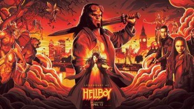 Photo of Hellboy kommt zurück