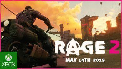 Photo of Rage 2: Finaler Releasetermin & neuer Trailer