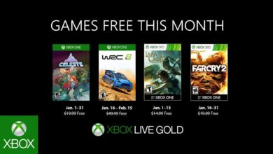 Photo of Das sind die Games with Gold im Januar 2019