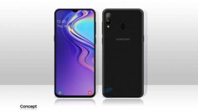 Photo of Konzept: So könnte das Samsung Galaxy M20 mit 5000 mAh-Akku aussehen