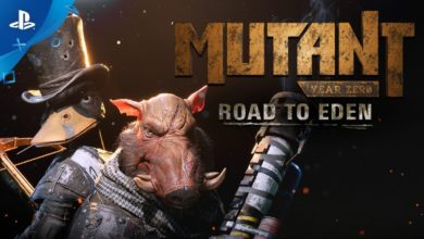 Photo of Mutant Year Zero: Road to Eden – ab sofort verfügbar