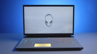 Photo of Alienware Area-51m: Stylisches Gaming-Notebook zum Aufrüsten