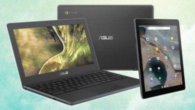 """Photo of Asus stellt vier neue """"rugged"""" Chromebooks für die Schule vor"""