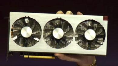 Photo of AMD Radeon VII vorgestellt: Leistung einer RTX 2080 ab 7. Februar für 699 USD
