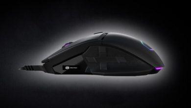 Photo of Cooler Master MM830: Maus mit OLED-Display, RGB-Beleuchtung, 24.000 dpi und Steuerkreuz