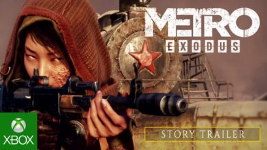 Photo of Metro Exodus – Story Trailer