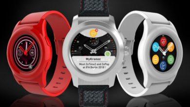 Photo of Neue Smartwatches aus dem Hause MyKronoz: ZeTime2 und ZePop