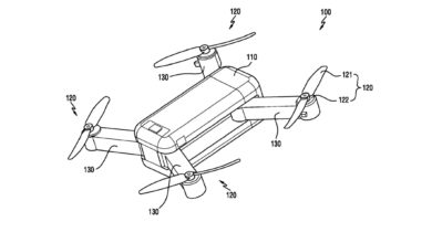 Photo of Samsung meldet Drohnen-Patent an