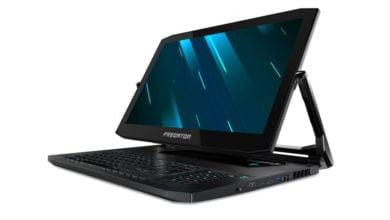 Photo of Acer zeigt mit dem Predator Triton 900 ein Gaming-Convertible auf der CES