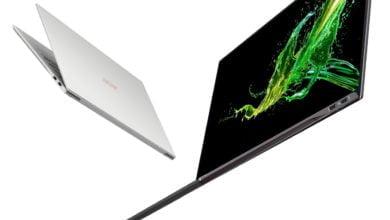 Photo of Das neue Acer Swift 7 – 890 Gramm, 14 Zoll und 9,95 mm dünn