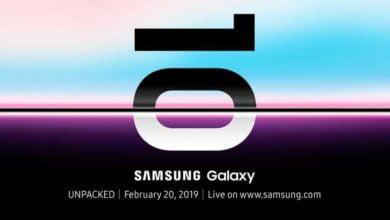 Bild von Samsung möchte das Galaxy S10 am 20. Februar vorstellen