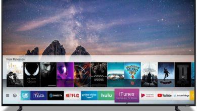 Photo of Gleich und Gleich gesellt sich gerne: iTunes auf Samsung Smart TVs