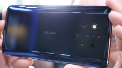 Photo of Nokia 9 PureView – Das Smartphone mit der Fünffach-Kamera ist offiziell