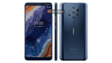 Photo of Leak: Pressebild des Nokia 9 Pure View aufgetaucht