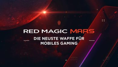 Photo of Nubia Red Magic Mars kann ab sofort vorbestellt werden