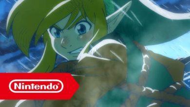 Photo of The Legend of Zelda: Link's Awakening für Nintendo Switch angekündigt