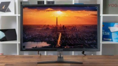 Photo of Hannspree HQ272PQD: günstiger Monitor mit tollen Farben und hoher Farbraumabdeckung