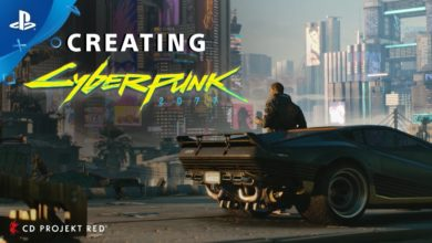 Photo of Creating Cyberpunk 2077