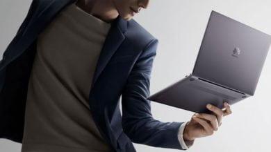 Bild von Test: Huawei MateBook 13 – Elegantes Leichtgewicht mit 2K-Display im Aluminiumgehäuse
