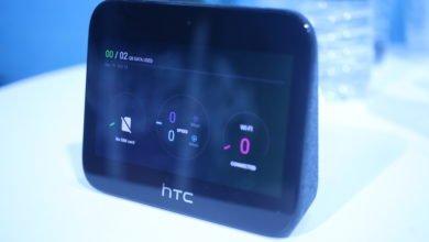 Photo of HTC zeigt mobilen 5G Hub auf dem MWC
