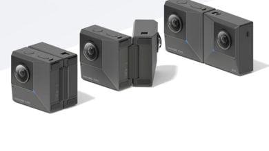 Photo of Insta360 EVO – die erste faltbare Kamera für 3D- und 360 Grad-Aufnahmen