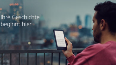 Photo of Neuer Amazon Kindle – günstigste Variante jetzt mit Displaybeleuchtung